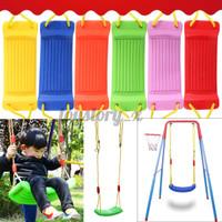 AB Durable Kids Children Toy Indoor Outdoor Garden Home Swing Seat