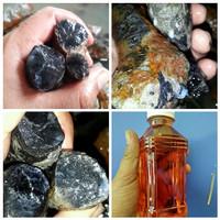 DISKON Bahan Black Opal Super dan minyak Jarong (Kiloan+per botol)