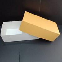 Box Dus Kotak Kue Bolu Gulung Lapis Legitk Brownies 22x11x7 dan 25x12x