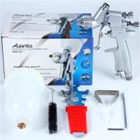 VN079 Auarita H921 Pistol Spray Gun HVLP Mini 1.0 mmor 1.2mm nozzle 25