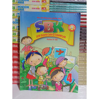 Asli Bekas Sbk Sd Kelas 4 Buku Pendidikan