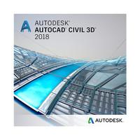 Autodesk AutoCAD Civil 3D 2018