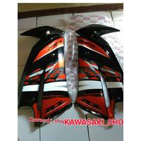 fairing body sayap ninja rr new orange special edition 2014 Diskon