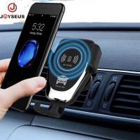 Wireless Charger Car Holder Phone Holder JOYSEUS - CH0005 Murah