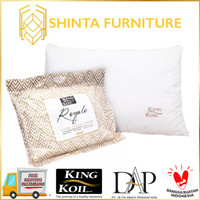 Bantal Kepala Tidur King Koil Royale Terbaik / Bantal Dakron Premium