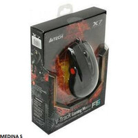MDS Mouse Gaming A4tech V-track X7 F6 Macro