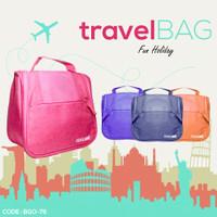 Travel Bag Pouch Serbaguna Tas Multifungsi Toiletry Bag Organizer Bag