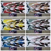 Lis Striping Sticker Mio Sporty Limited Edition