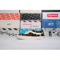 Sepatu Sneakers Vans BOLD NI ANIMAL LEOPARD MARSHMALLOW