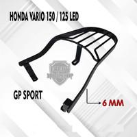 Breket box motor Honda VARIO 150 / 125 LED bisa utk box Givi Shad