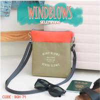 WINDBLOW SELEMPANG SLING BAG TAS WANITA