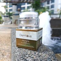 Serum Anti Aging | Krim Wajah Untuk Menghilangkan Flek Hitam Dermeva