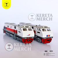 Terbaru Miniatur Kereta Api Indonesia Mainan Lokomotif Anak Diecast