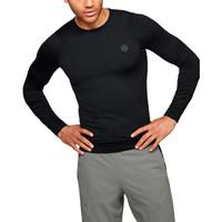 Under Armour Men's RUSH™ HeatGear® Compression Long Sleeve - Black - S