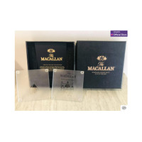 MACALLAN Whisky Crystal Coaster