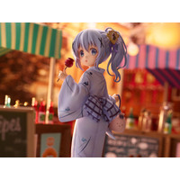 Is the Order a Rabbit? BLOOM Chino Summer Festival 1/7 Scale Figure