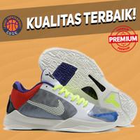 Sepatu Basket Sneakers Nike Kobe 5 Protro PJ Tucker PE White PUTIH