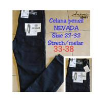 Celana jeans Nevada Pria 27-38