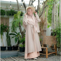 BARU GAMIS MUFIDA DRESS NEW