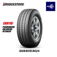 Ban Mobil Bridgestone DURAVIS R624 175 R13 8PR