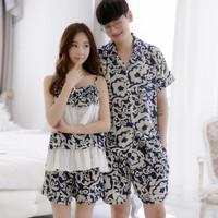 SHANGPIN set piyama couple korean style impor