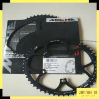 Free 0ngkir New Asesories chainring sepeda roadbike Miche 52