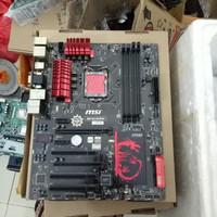 mainboard msi b85-g43 gaming HDW730