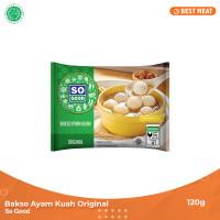 Bakso Ayam Kuah Halal So Good 120 gr