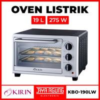 Oven Listrik 19L KIRIN KBO-190LW Low Watt Electric 190 LW