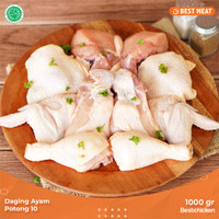 Daging Ayam Potong 10 1000gr