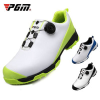 SPESIAL PROMO 2020 Golf Shoes Men Waterproof Sports Shoes Knobs
