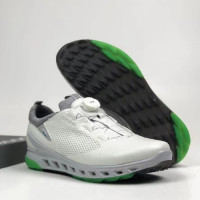 SPESIAL PROMO Men Golf Shoes Genuine Leather Golf Training Sneakers
