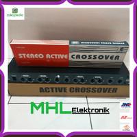 Kit Dan Box 3 Way Crossover stereo