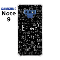 Casing Custom Case Samsung Galaxy Note 9 Softcase Anticrack Rumus
