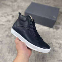 SPESIAL PROMO New Professional Genuine Leather Golf Shoes High Ankle