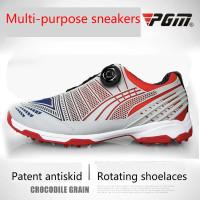 SPESIAL PROMO 2020 NEW PGM golf shoes men's shoes golf shoes knob