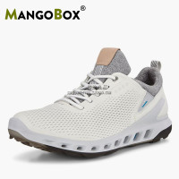 SPESIAL PROMO 2020 Autumn Golf Shoes Breathable Leather Shoes Sports