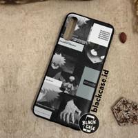 iphone 5 6 7 8 PLUS X XS 11 12 killua anime Mini Pro Max case