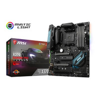 MSI X370 Gaming Pro Carbon (AM4, AMD Promontory X370, D