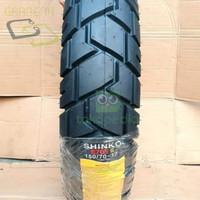 BAN MOTOR D000R2829 SHINKO E705 TRAIL MASTER 150.70.17 FOR CUSTOM