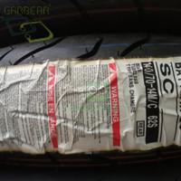 BAN MOTOR D000R1492 BRIDGESTONE BATTLAX 140 70 14 SC BELAKANG AEROX