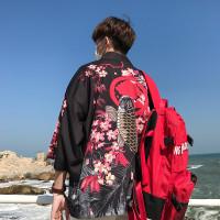 Gaya gas peri kuno gaya musim panas Cina Tang baju jubah Hanfu pria