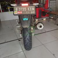 BAN MOTOR D000R2255 NEWJLTUBELESS 120 7017 NF67 IRC BELAKANG VIXION