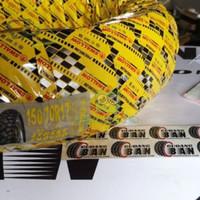 BAN MOTOR D000R261 UKURAN 150 70 17 SWALLOW SB 117 STREET ENDURO DUAL