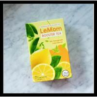 Lemom Boster Tea- Minuman Lemon Boster Pelancar ASI- Minuman untuk asi
