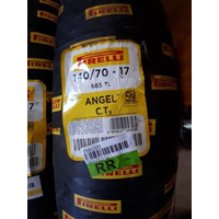 Pirelli Angel CiTy 140 . 70 - 17 Rear . Ban Belakang Ninja 250 . R25