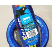 Ban Motor Tubeless Tahu Michelin M45 110 - 80 - 14 Vario Beat Scoopy