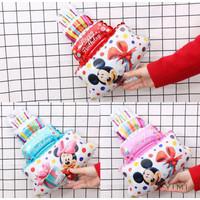 Balon Foil Bentuk Kartun Mickey Mouse Untuk Dekorasi Ulang Tahun