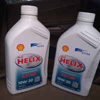 EXTREME SALE OLI SHELL HELIX ASTRA SAE 10W 30 ISI 1 LITER D PART