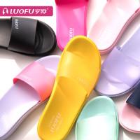 Flip Flop & Sandals sandal wanita sendal LUOFU Japanese-style candy